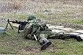 Демонстрация стрельбы из пулеметов ПКП Печенег - 4-й гвардейской Кантемировской танковой дивизии 03.jpg