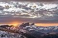 Закат в горах Адыгеи.jpg