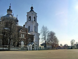 Kadomsky District District in Ryazan Oblast, Russia
