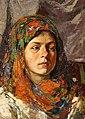 Михаил М. Гужавин - Портрет молодой девушки (1922).jpg