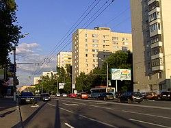 Skyline of Nizhegorodsky縣