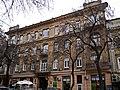 Одеса - Будинок житловий Рассель дель Турко. Катерининська вул., 8-10 P1050340.JPG