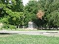 Пам'ятник В.І.Леніну, смт Ольгинка, Волноваський район (демонтований).jpg