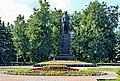 Памятник Дзержинскому на площади Дзержинского в Дзержинске Нижегородской области.jpg