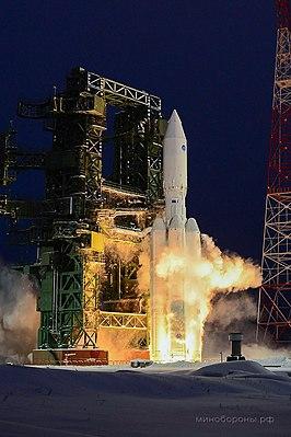 Министерство обороны заказало ракеты Ангара-А5 для пусков с Восточного
