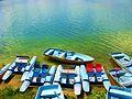 Подмосковная Швейцария, пляж на карьере в Лыткарино, Московской обл., Russia. - panoramio - Oleg Yu.Novikov (5).jpg