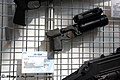 Подствольный гранатомет ГП-30 - МВСВ-2008 01.jpg
