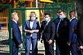 Президент України Володимир Зеленський відкрив новозбудований дитячий садок у селі Білій під Тернополем - 2020-09-18 - 4686.jpg