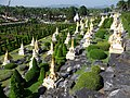 Сад Нонг Нуч (Паттайя, Таиланд). Французский парк. 08.jpg