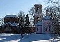 Старая церковь Рождества Пресвятой Богородицы и новый храм-часовня в с. Якоть..jpg