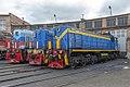 ТЭМ2-1378, Russia, Penza region, Penza-I depot (Trainpix 177185).jpg