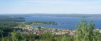 Nevyansky District - Tavatuy Lake