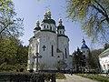 Украина, Киев - Выдубецкий монастырь 09.jpg