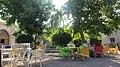حیاط شترخان کاروانسرای سعدالسلطنه قزوین.jpg