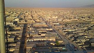 Dugure Village in Ninawa, Iraq