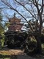 南京白马石刻公园子文阁 - panoramio.jpg