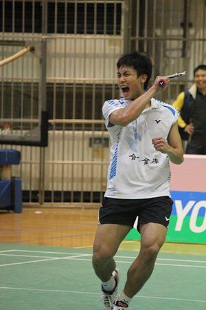 Chou Tien-chen - Image: 周天成2010全國總排名賽