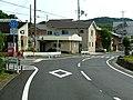 和歌山県道192号玄子和佐線 県道番号標識 下り方向 No.1 日高川町和佐地内.JPG