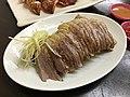 招牌煙燻鵝肉, 鵝肉川, 台北 (24827323299).jpg