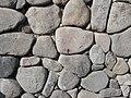 畑の石の壁・トンボ - panoramio.jpg