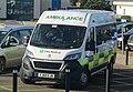 -2020-02-03 An ambulance outside Cromer and District Hospital.JPG
