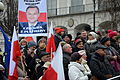 02016 Plakat-Slogans gegen Präsident Duda (in der Mitte Mirosława Nykiel).JPG