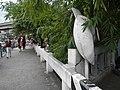 02544jfMendiola Streets Pedestrian Floating Footbridge San Miguel Manilafvf 07.jpg