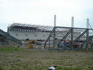 Parc y Scarlets - Image: 0512Stadium 2