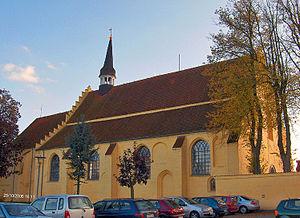Faaborg - Faaborg Church (Hellingåndskirken)
