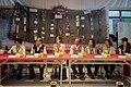 06.23 桃園市復興區比亞外教會的長者們聆聽總統致詞 (35095711020).jpg
