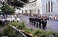 082z Saint Helena's Day parade, 1834 - 1984, Jamestown, St Helena Island.jpg