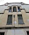 090 Casa Fèlix Fages, façana c. Caselles (la Garriga).JPG