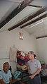 0922莫蘭蒂颱風造成金門重大災情,金門榮服處呂副處長親至特需照顧榮民住處訪視 (29903061292).jpg