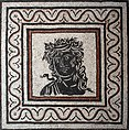 0 Pavement mosaic - Season bust - Pal. Massimo (Rome).JPG