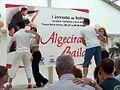 1º Algeciras Baila 2005 en el Parque Maria Cristina, Algeciras.jpg