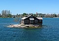 1000 Islands. Hub Island - St Lawrence River, USA - panoramio.jpg