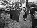 100 jaar KIM Den Helder bezoekdag koningin Juliana. Vijf oud-commandanten van he, Bestanddeelnr 906-7893.jpg