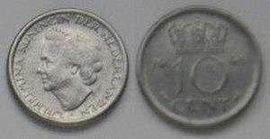 Dubbeltje - 10 Cent, 1948