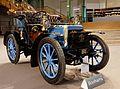 110 ans de l'automobile au Grand Palais - Panhard et Levassor 7 CV bicylindre Voiturette par Clément-Rothschild - 1902 - 001.jpg
