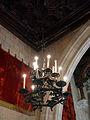 117 Castell de Santa Florentina (Canet de Mar), salamó del menjador reial.JPG