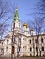 1192. St. Petersburg. Novodevichy Resurrection Monastery.jpg