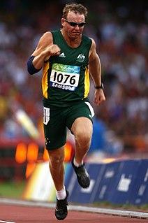 Darren Thrupp Australian paralympic athlete