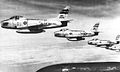 121st Fighter-Interceptor Squadron 4-ship F-86.jpg