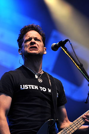 St. Anger - Image: 13 06 09 Ra R Newsted 07