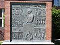 130605-Wilhelmsruh, Kurze Straße 5-6, Denkmal Otto Nagel.JPG