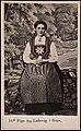 14. Pige fra Ladevig i Sogn (13085338844).jpg