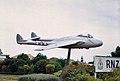 14 Squadron RNZAF deHavilland Vampire Ohakea 1980s.JPG