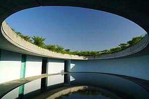 150505 Benesse House Oval Naoshima Kagawa pref Japan02s3.jpg