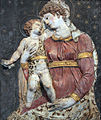 1560 Muttergottes mit Pardelfell Madonna and Child Bodemuseum anagoria.JPG