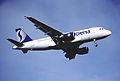 157az - Sabena Airbus A319-112, OO-SSK@ZRH,26.10.2001 - Flickr - Aero Icarus.jpg